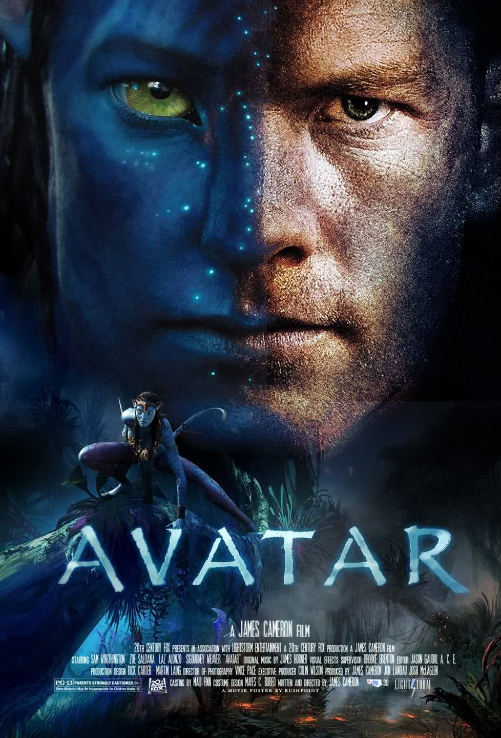 Story Structure Analysis Avatar Movie Six Act Structure