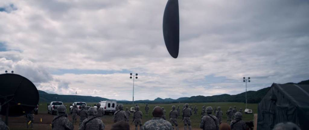 arrival movie summary